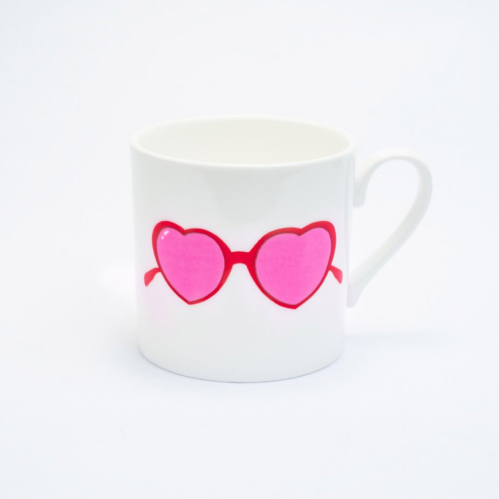 HIDE ME SUNGLASSES CHILD'S MUG