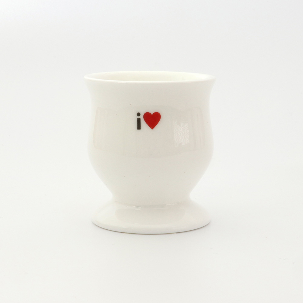 I heart customise egg cup