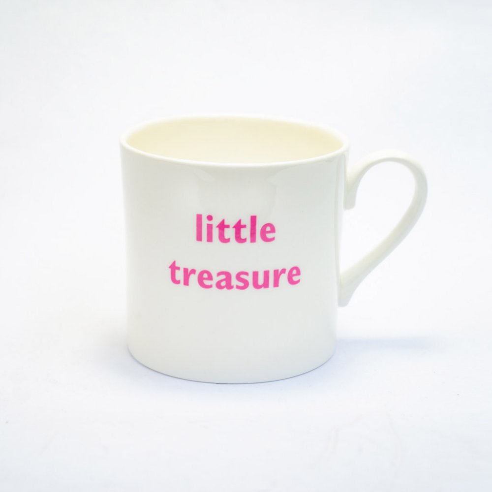 LITTLE TREASURE CHILDS MUG
