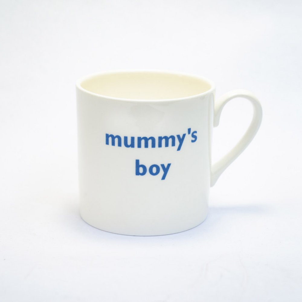 MUMMY'S BOY CHILDS MUG