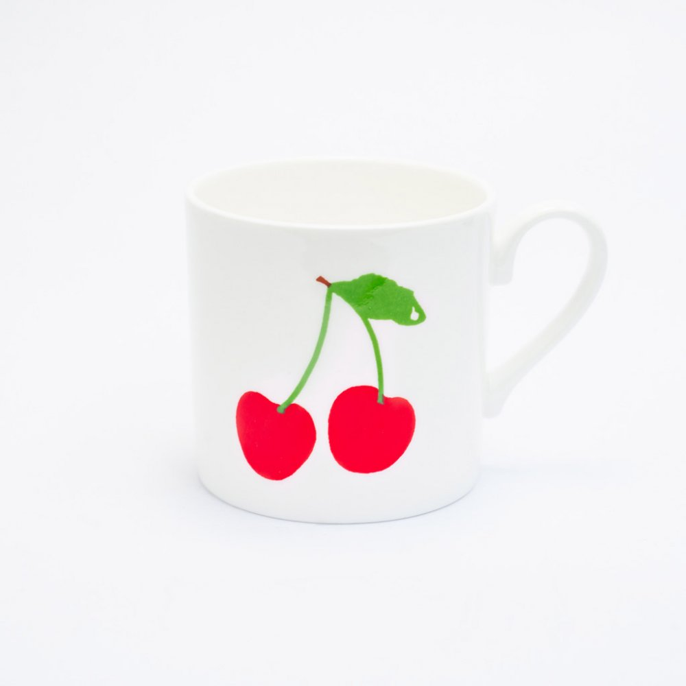 PICK ME CHERRY CHILD'S MUG