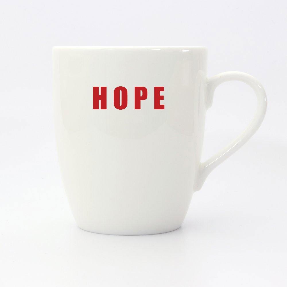 Positively 2021 Hope Mug