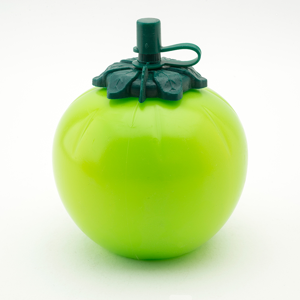 Green squirty tomato
