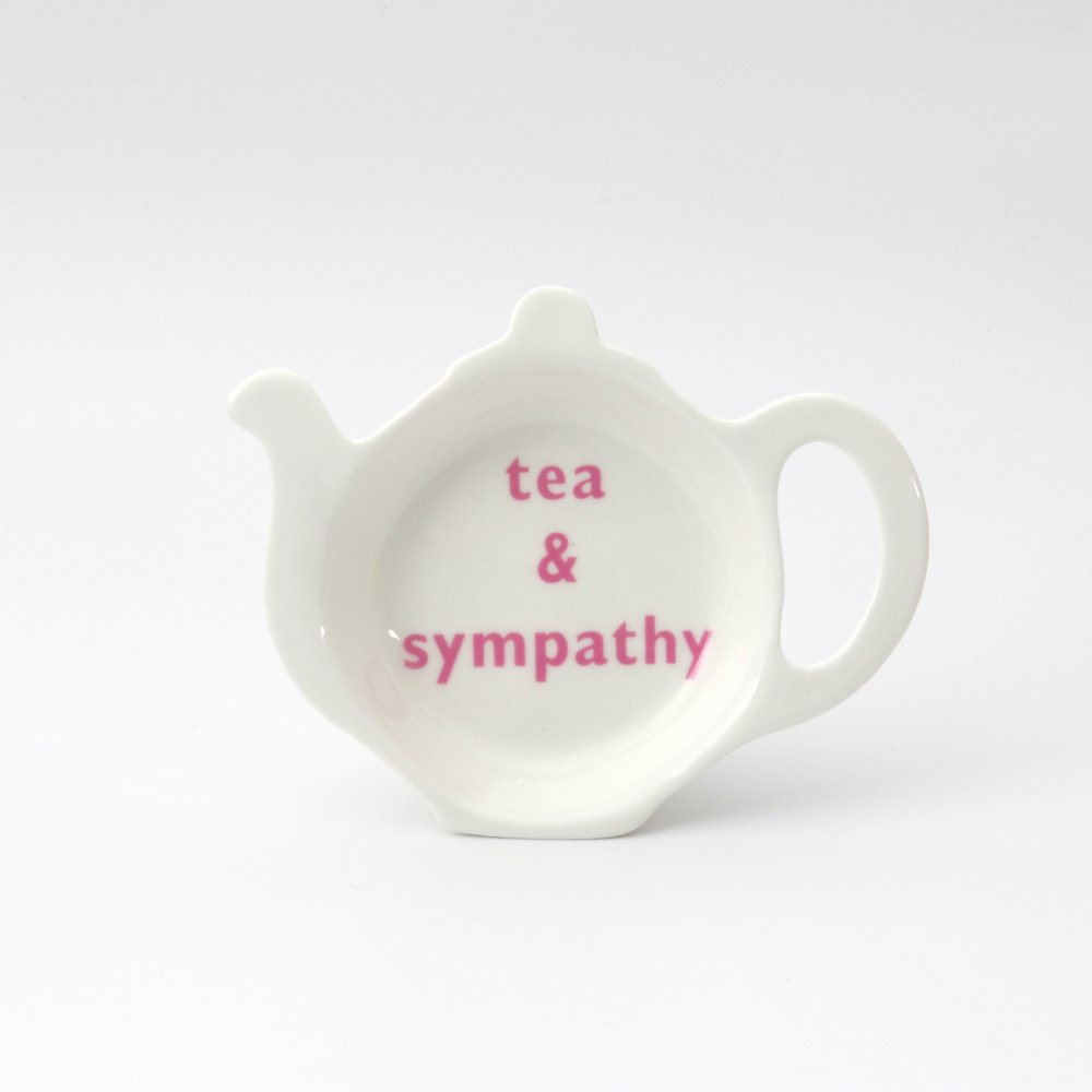 TEA & SYMPATHY TEABAG TIDY