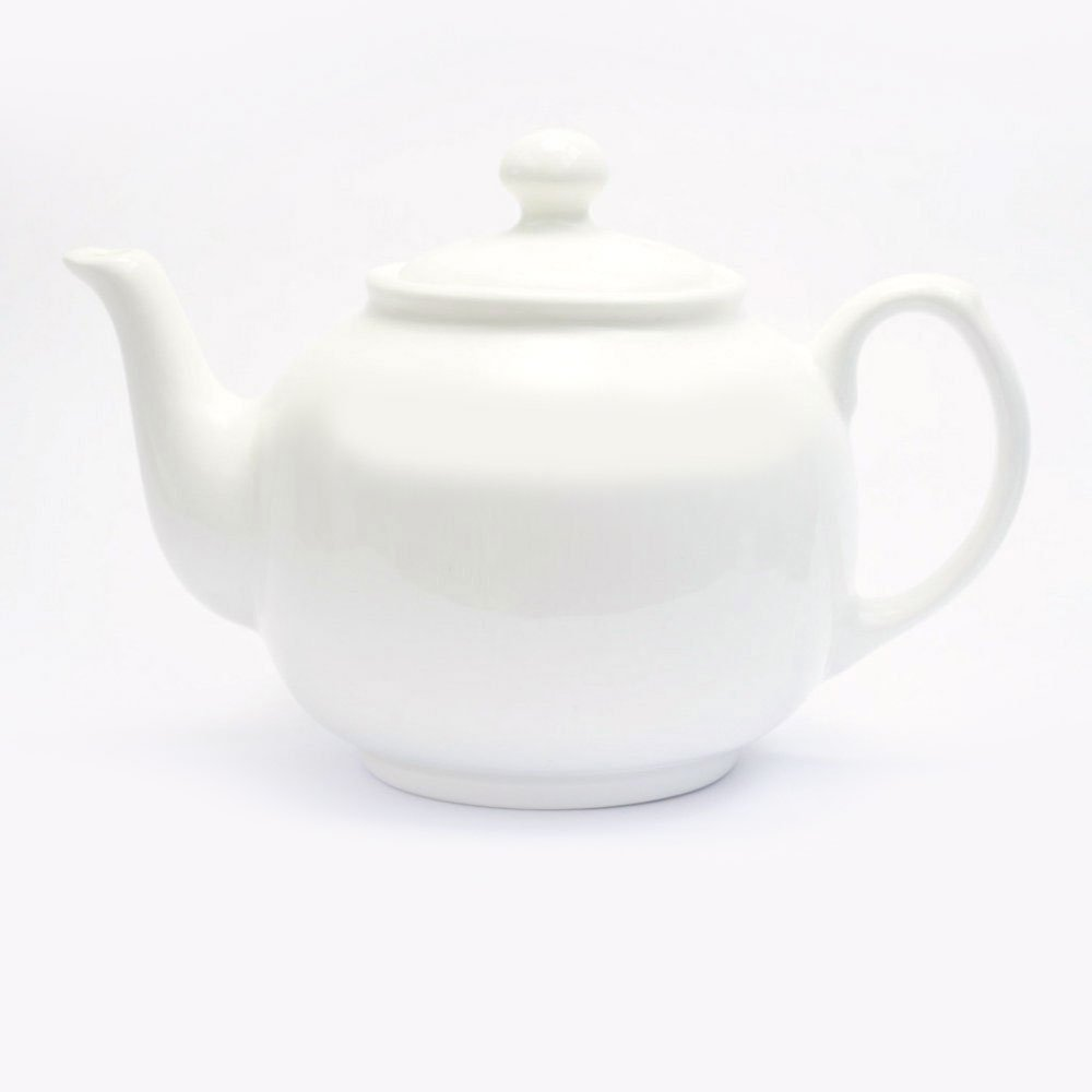 CLASSIC ENGLISH ECCENTRIC LARGE TEAPOT