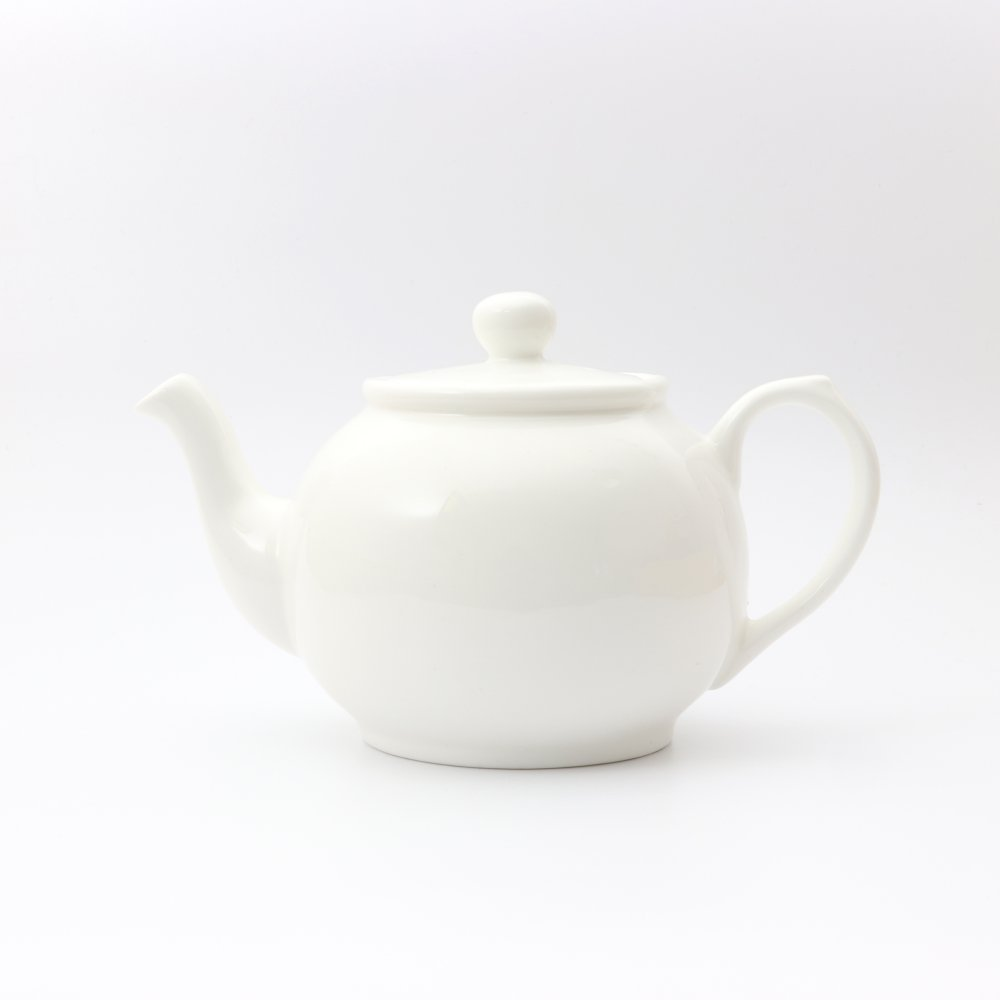 BESPOKE ENGLISH ECCENTRIC SMALL TEAPOT