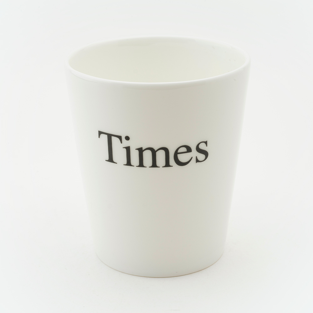 Times pencil holder