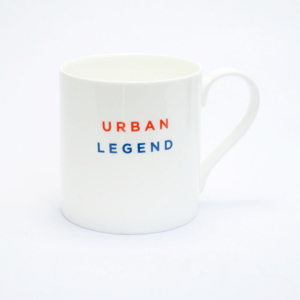 URBAN LEGEND Straight Mug